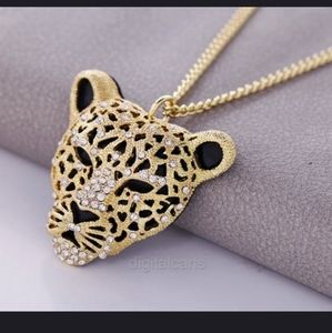 Coming soon💎Cheetah necklace